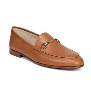 SAM EDELMAN Saddle Leather Loraine Loafers sz 9